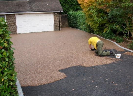 resin driveways in bristol