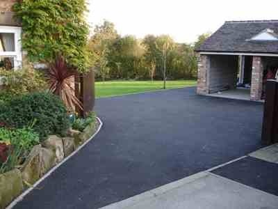tarmac driveways in Clevedon